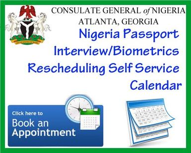 MY NIGERIAN E-PASSPORT - Home